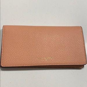 Henri Bendel West 57th kangaroo wallet